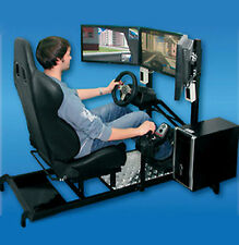 Complete Driving Simulator for Truck, Bus & Car Schools 2012 Edition