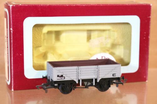 DAPOL B11 BR GREY 5 PLANK COAL MINERAL WAGON M407580 BOXED ni