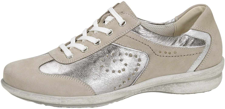 Ladies Ladies Ladies Lace Up Casual shoes Waldlaufer 214001 Beige UK Sizes 4, 4.5, 5, 6.5, 7 e48046