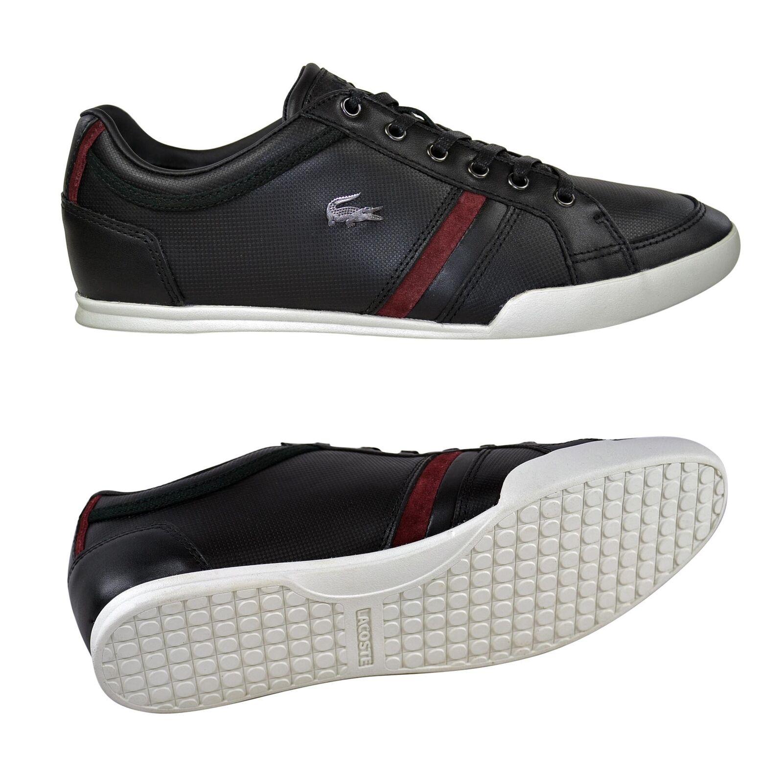 Lacoste Rayford 7 SRM black Schuhe Sneaker Sale