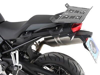 BMW F 850 GS ab 2018 Luggage rack widening Black BY HEPCO AND BECKER