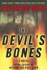 The Devil's Bones: A Novel (Body Farm Novels), Jefferson Bass, Good Condition, B