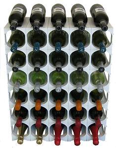 CellarStak-White-Plastic-Wine-Rack-35-36-Bottles