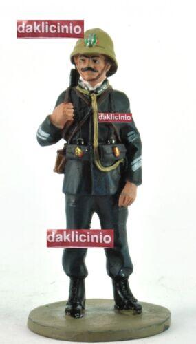 1//32 54MM Soldatino Soldier Carabiniere Vicebrigadiere Libia 1911 N14