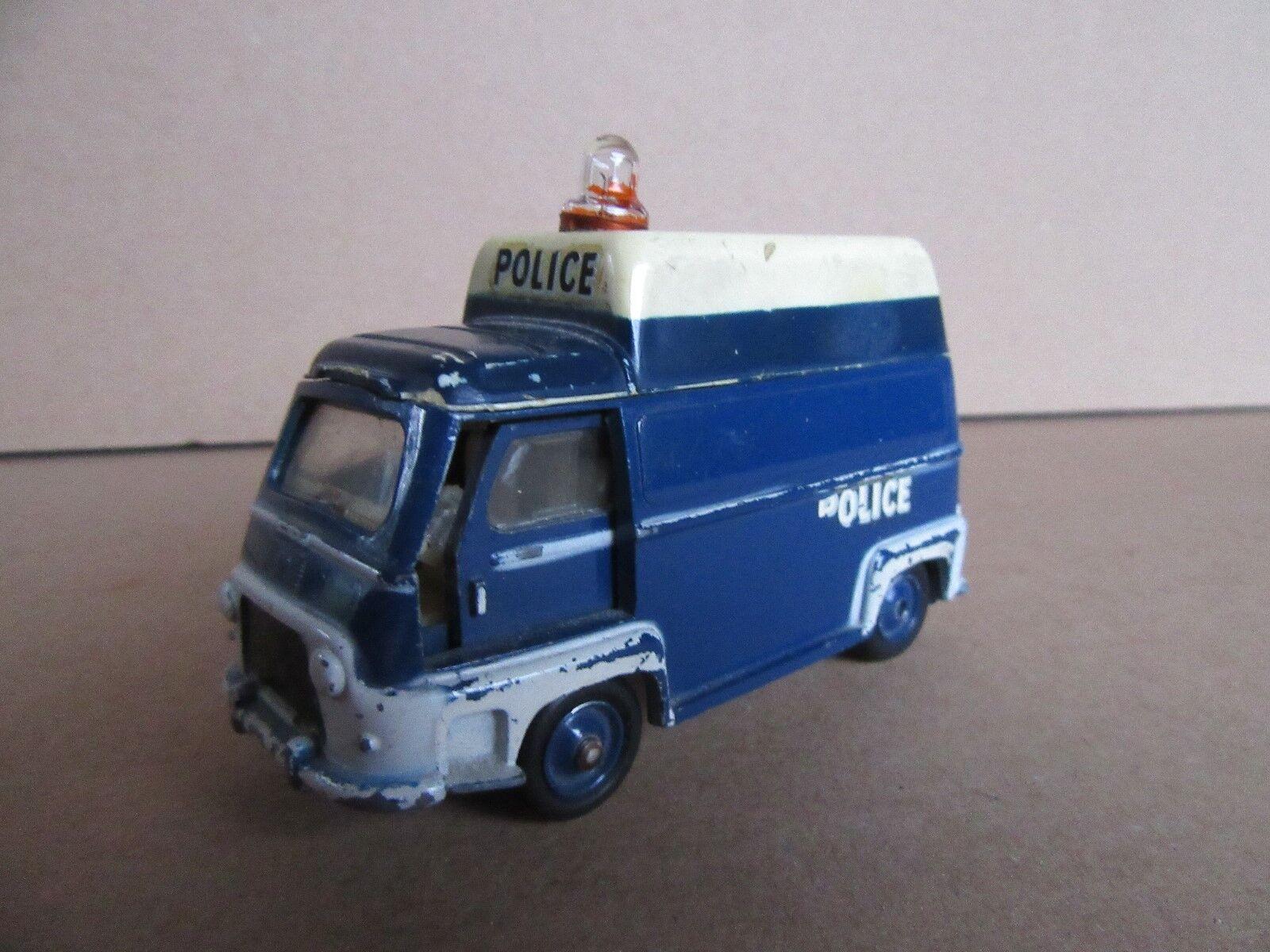 380F vintage CIJ EUROPARC 3 93 Renault Estafette Fahrzeug Polizist 1 43
