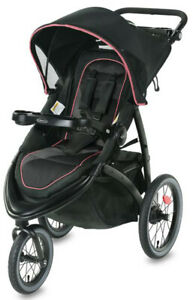 Graco-Baby-FastAction-Jogger-LX-One-Hand-Fold-Reclining-Seat-Stroller-Tansy-NEW