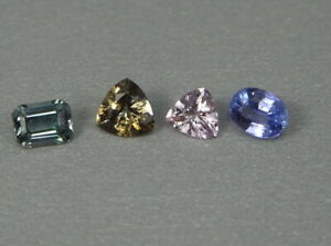 Tansanit-Konvolut-4-Tansanite-zusammen-1-65-Karat-Tanzanite-koxgems