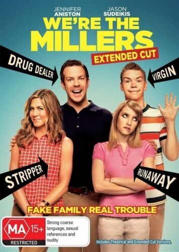 1 of 1 - We're The Millers (DVD, 2013)