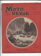 Moto Revue N°662  ; 16  novembre 1935 : triporteur NEW MAP 100 cmc