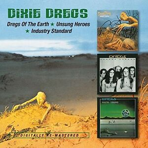 The-Dixie-Dregs-Dregs-of-the-Earth-Unsung-Heroes-Industry-Standard-New-CD-UK