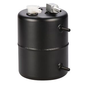 Aluminium-Vacuum-Brake-Booster-Canister-Reservoir-Tank-Drift-Track-Race-Black