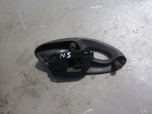 FIAT PUNTO N-SIDE FRONT AND REAR INTERNAL A739 DOOR HANDLE AND PULL FROM 99-06