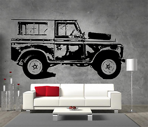 Series-2-Land-Rover-Sticker-Wall-Art-Boys-Bedroom-Garage