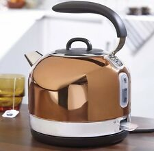 EGL Electric Dome Kettle - Copper - Order Before 2 PM For Next Day Free Delivery