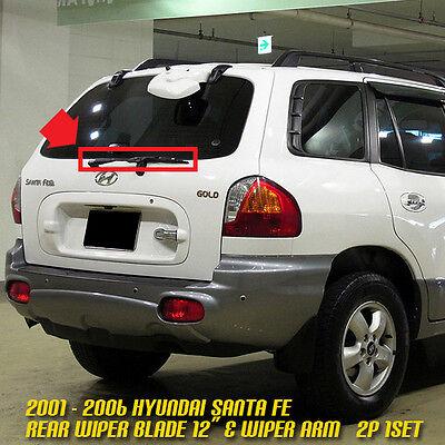 New OEM Parts Rear Wiper Arm 98810 26000 for Hyundai Santa Fe 2001-2006