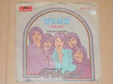 """THE NEW SEEKERS -Pinball Wizard / See Me, Feel Me- 7"""" 45 Polydor"""
