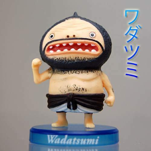 Bandai One Piece Collection The New World Fishman Island Deep Sea Figure
