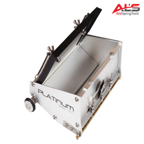 Platinum 8-Inch Professional 8 Drywall Flat Finishing Box w// 42 Box Handle