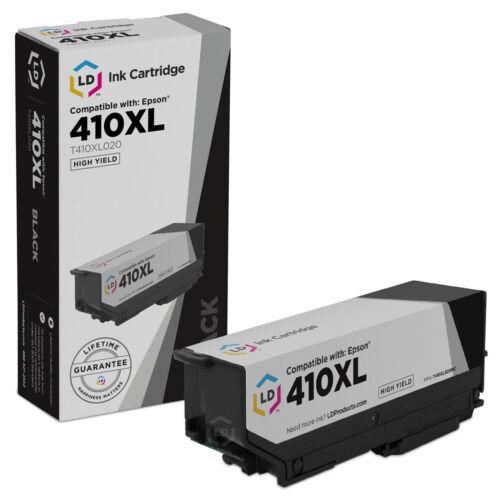 410XL High Yield Black Ink Cartridge LD Remanufactured Epson T410XL020
