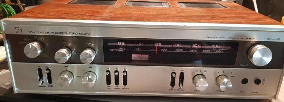 Integreret forstærker, Luxman, R600S