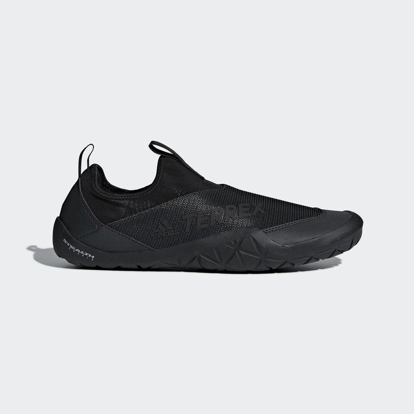 ADIDAS TERREX CC JAWPAW II Mens Sandals CORAL Slippers CM7531 black