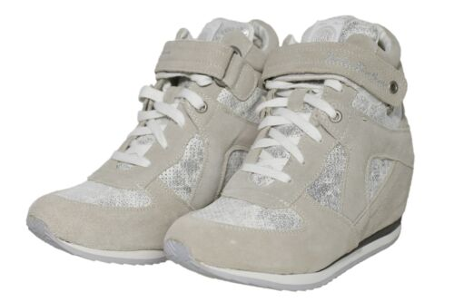 REPLAY Fely High Top Sneaker Damen Leder