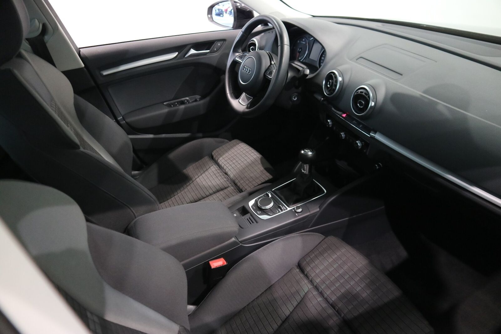 Audi A3 1,6 TDi Ambition Sportback - billede 12