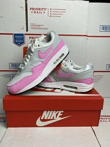 Ambientalista Sudore Torre  Nike Women's Air Max 1 Essential OG Psychic Pink Size 6.5 (Men's 5) Bv1981  101 | eBay