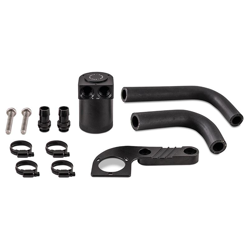 Mishimoto Baffled Oil Catch Can Kit