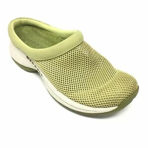 Women-039-s-Merrell-Primo-Vent-Clogs-Loafers-Shoes-Size-7-M-Green-Mesh-Casual-F7