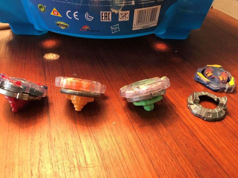 Andet legetøj, Beyblade arena og rester, Beyblade