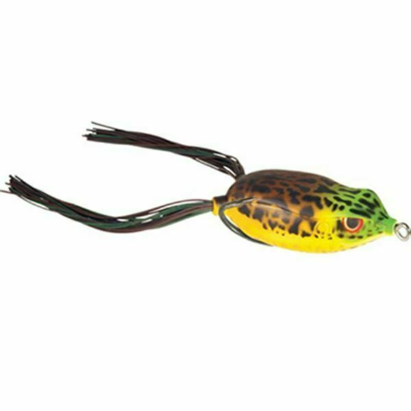 Pike Fishing Bait Choose Color Spro Dean Rojas Bronzeye Frog 65 Topwater Bass
