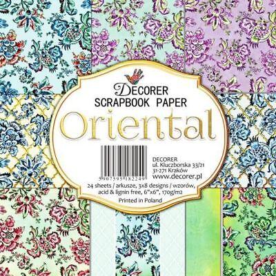 """Nouveau decorer 6/""""x 6/"""" Paper Pad Herbes"""