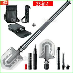 23-in-1-Multi-Purpose-Folding-Shovel-Ultimate-Survival-Spade-AXE-Camping-Tool