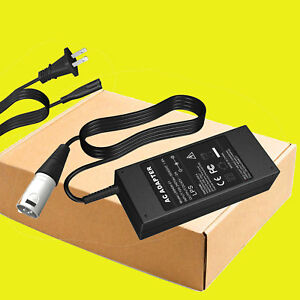 7976cac8d64 New 36V Electric Scooter Battery Charger For Razor MX500 MX650 Dirt ...