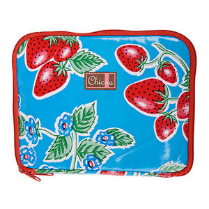 Chic-a Circular Knitting Needle Case- Pattern- Strawberries- New- Chica SALE!!