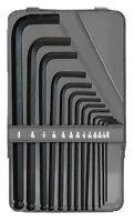 .050 - 3/8 Hex Balldriver® Long Arm L-wrench Set 12pcs Bondhus Usa 10933 on sale