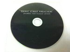 Manic-Street-Preachers-Journal-For-Plague-Lovers-Music-CD-Album-2009-DISC-ONLY