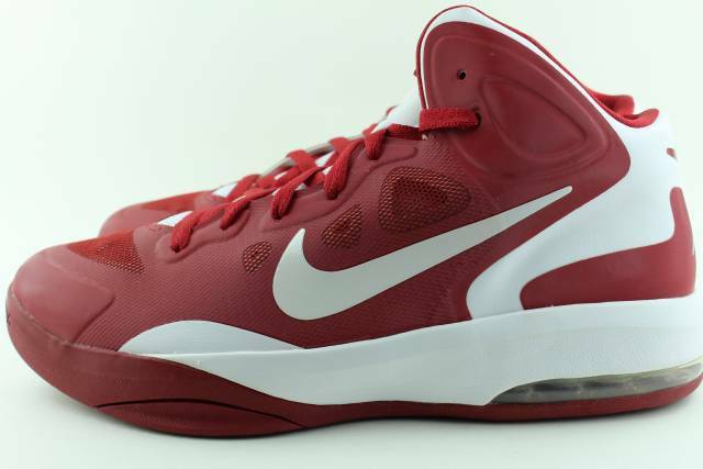 Air max hyperguardup roten: 9,5 neue authentische basketball