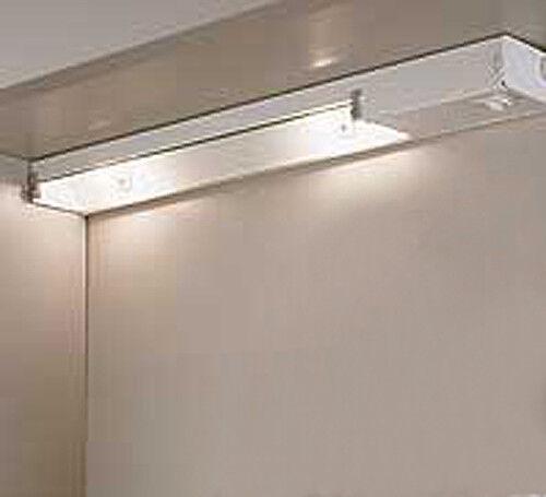 Hera Ecostrip Halogen 19 Under Cabinet Kitchen Strip Light Lighting Ecs19
