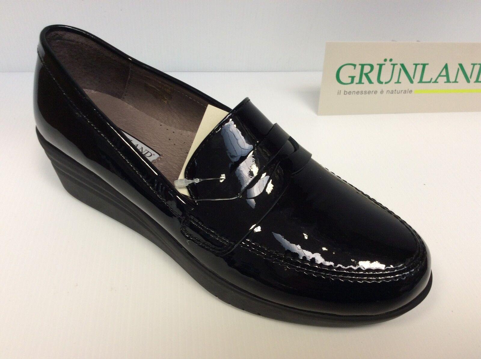 Grunland chaussure Vati art SC2361 con negro negro negro hizammohemed cómoda aut inv  70% de descuento