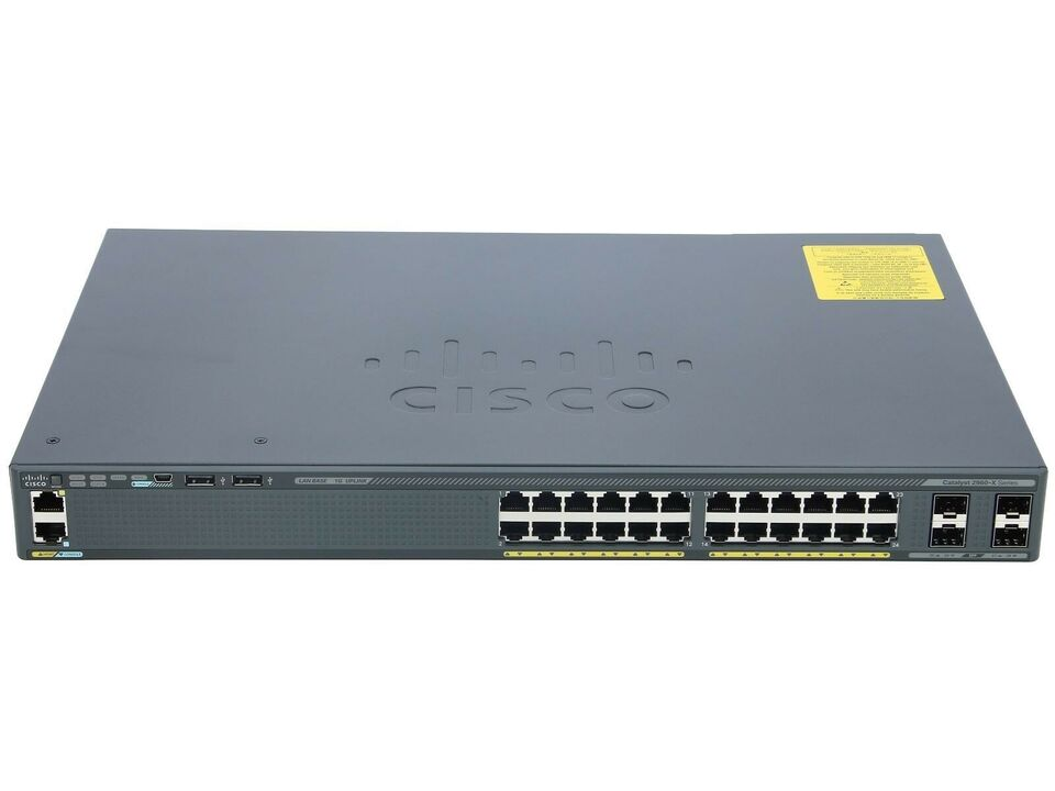 Switch, Cisco, Perfekt