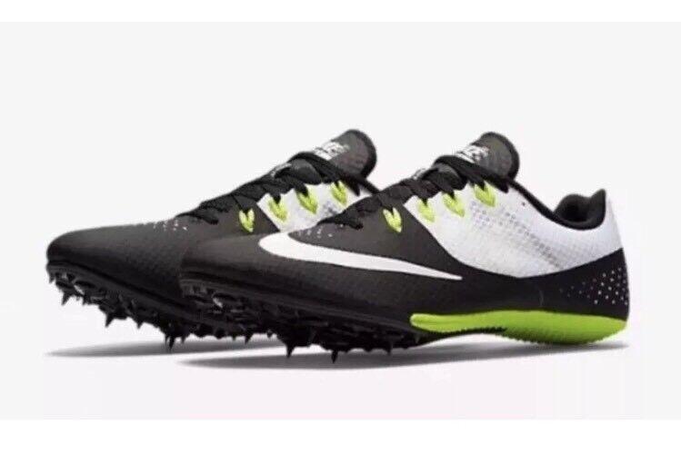 Nike Zoom rival s 8 hombres Track Field Sprint zapatos temporada negro blanco 806554 010 comodo precio de temporada zapatos corta, beneficios de descuentos c942f4
