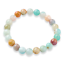 miniature 17 - Crystal Gemstone Bead Bracelet Chakra Natural Stone Reiki Healing Anxiety Stress