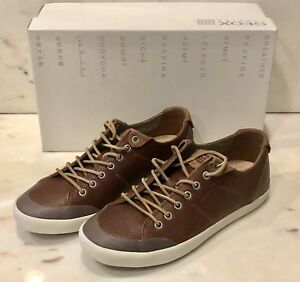 Respira 11 Brown Smart Leather About U Details Sneakers Shoes Lance Geox E xBErdCWQoe