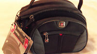 Swiss Gear Camera Case Sherpa Large Case Logo Padded With Strap