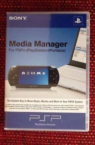 PSP Media Manager (PC) von Sony Creative Software, gebraucht Neuwertig - Wiesbaden, Deutschland - PSP Media Manager (PC) von Sony Creative Software, gebraucht Neuwertig - Wiesbaden, Deutschland