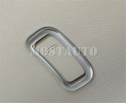 For Benz S Class W222 Inner Car Roof Cargo Trunk Hook Trim Cover 2pcs  2014-2019