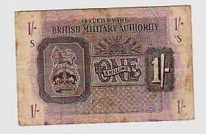 Inghilterra-British-Military-Authority-1-scellino-BB-G-pick-M2-lotto-684