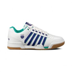 K-Swiss-Gstaad-034-Majors-Pack-034-Sizes-6-10-White-RRP-75-BNIB-01734-Limited-Edition